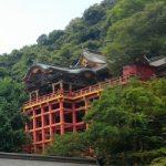 タイ人に人気と言う祐徳稲荷神社に行った