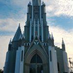 長崎県平戸をドライブ。平戸ザビエル教会と平戸城