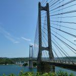 唐津から東松浦半島をドライブ。風の見える丘の公園へ