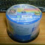 BD-Rに中国製のHI-DISCの怪しいメディアを使う
