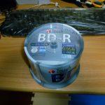 BD-Rに中国製メディアTouchというメーカーを使う