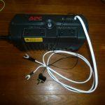 UPS(BE325-JP)の警告ブザーにスイッチを付ける